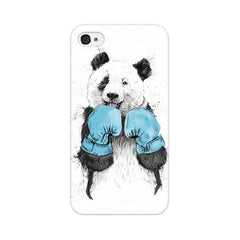 Apple iPhone 4 Panda Boxer Phone Cover & Case
