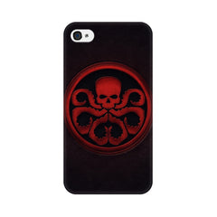 Apple iPhone 4 Skuluctopus Phone Cover & Case
