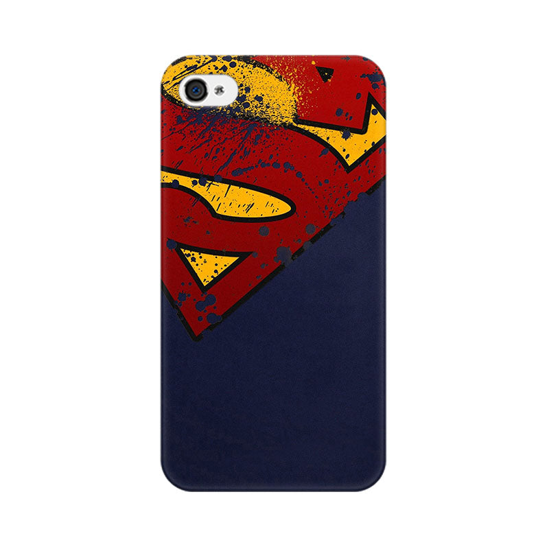 Apple iPhone 4 Superman Phone Cover & Case
