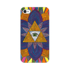 Apple iPhone 4 The Eye Phone Cover & Case