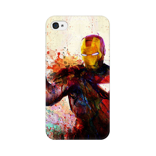 Apple iPhone 4s Iron Man Phone Cover & Case