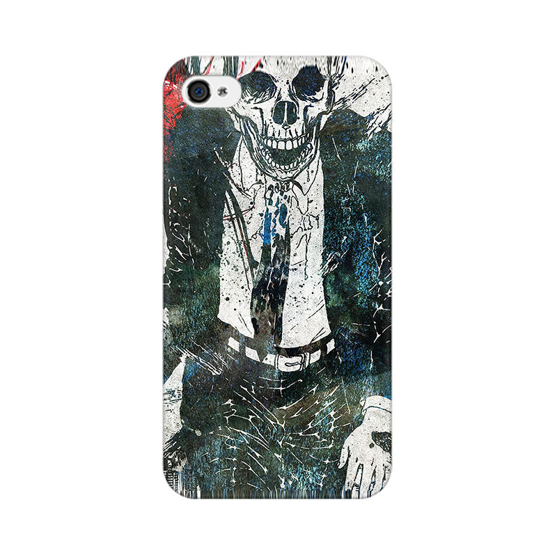 Apple iPhone 4s Dead Man Walking Phone Cover & Case