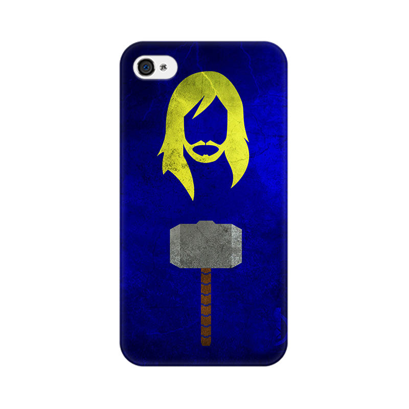 Apple iPhone 4s Thor Minimalist Phone Cover & Case