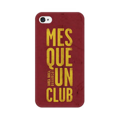 Apple iPhone 4s Barca Barca Phone Cover & Case