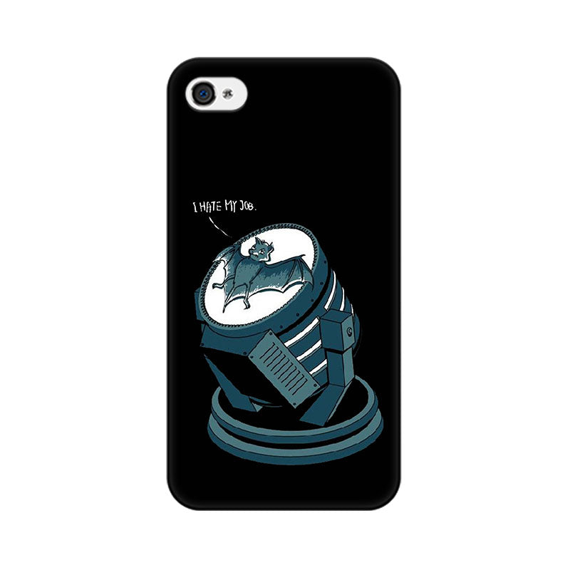 Apple iPhone 4s Bat Signal Bat Phone Cover & Case