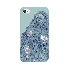Apple iPhone 4s Beards Nest Phone Cover & Case