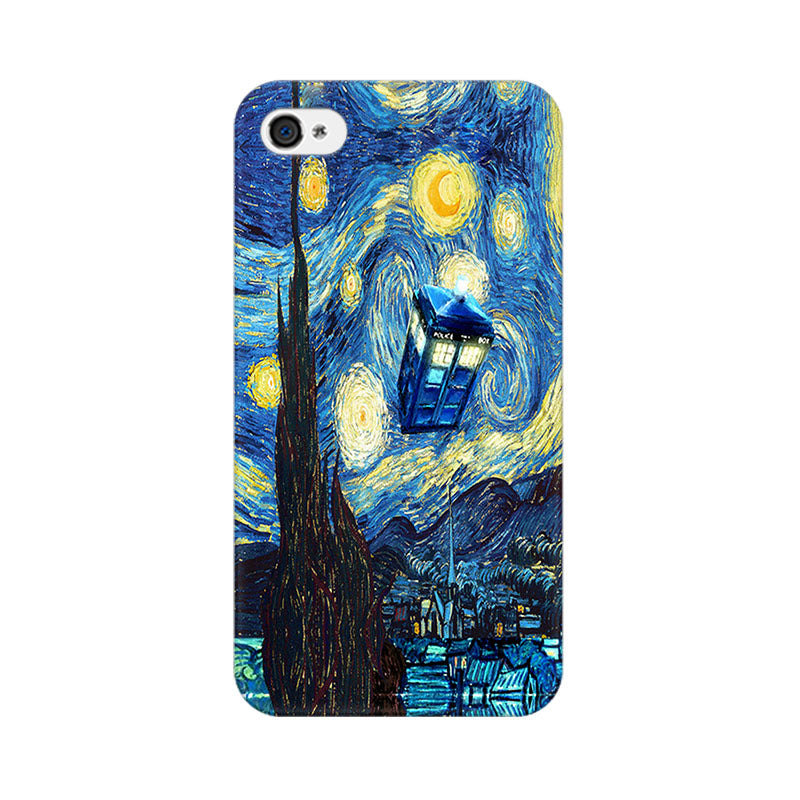 Apple iPhone 4s Doctor Who Phone Cover & Case