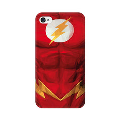 Apple iPhone 4s Flash Body Phone Cover & Case