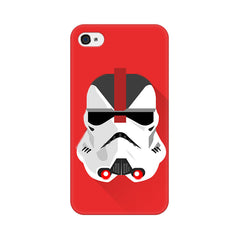 Apple iPhone 4s Imperial Jump Trooper Phone Cover & Case
