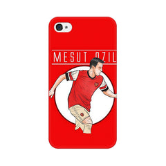 Apple iPhone 4s Mesut Ozil Phone Cover & Case