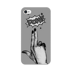 Apple iPhone 4s Pow Phone Cover & Case