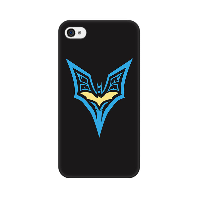 Apple iPhone 4s The Batman Logo Phone Cover & Case