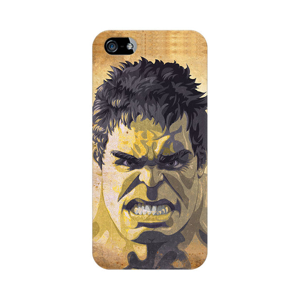 Apple iPhone 5 Hulk Phone Cover & Case