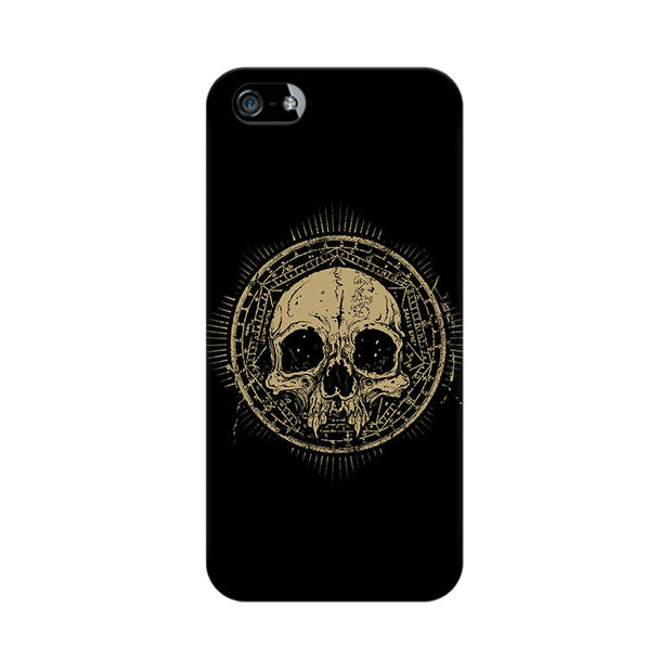 Apple iPhone 5 Ancient Skull Phone Cover & Case