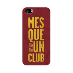 Apple iPhone 5 Barca Barca Phone Cover & Case
