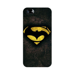 Apple iPhone 5 Batman Vs Superman Dawn Of Justice Phone Cover & Case