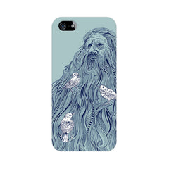 Apple iPhone 5 Beards Nest Phone Cover & Case