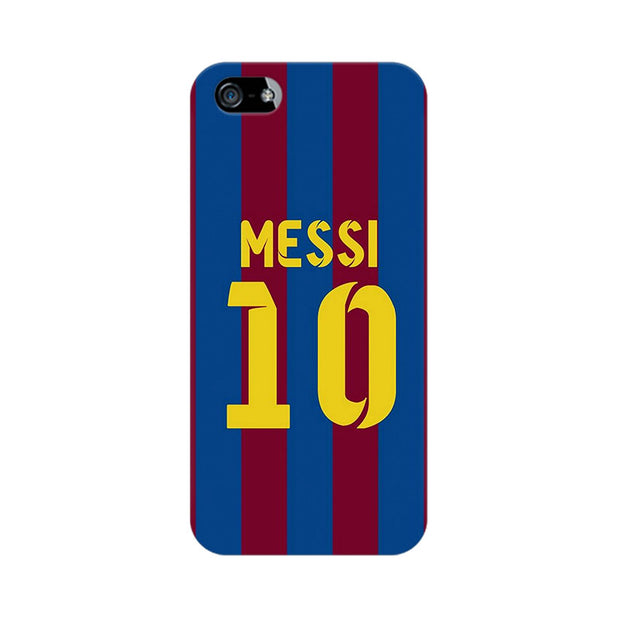 Apple iPhone 5 Messi 10 Phone Cover & Case