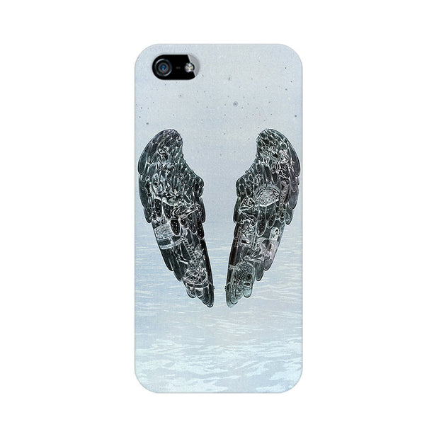 Apple iPhone 5 Wings Of Terror Phone Cover & Case