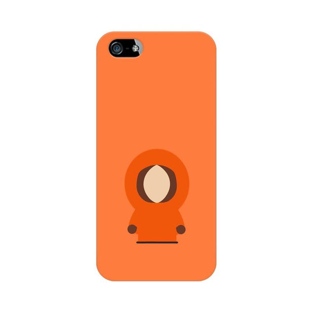 Apple iPhone 5 Kenny Minimal South Park Phone Cover & Case