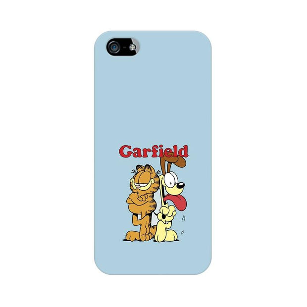 Apple iPhone 5 Garfield & Odie Phone Cover & Case
