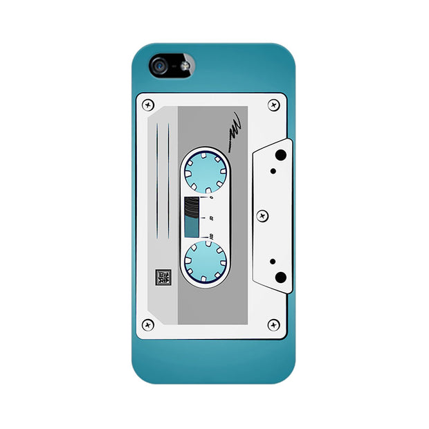 Apple iPhone 5s Casette Phone Cover & Case