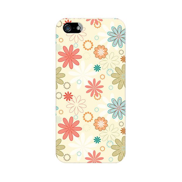 Apple iPhone 5s Floral Romance Phone Cover & Case