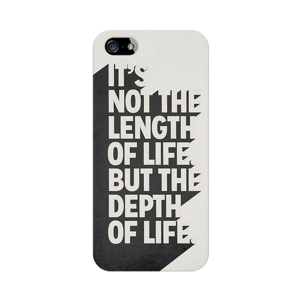 Apple iPhone 5s Depth Of Life Phone Cover & Case