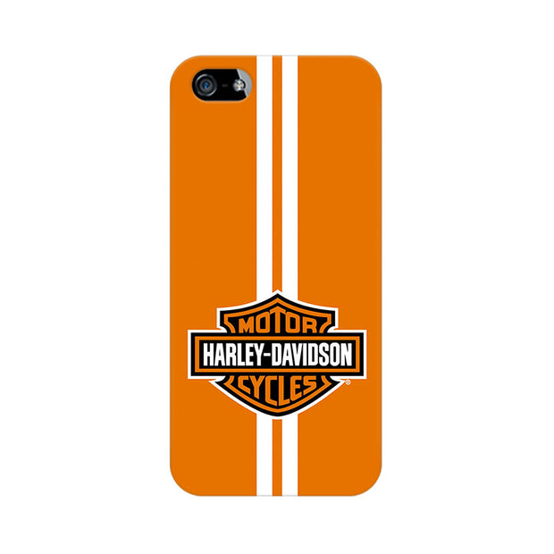 Apple iPhone 5s Harley Davidson Phone Cover & Case