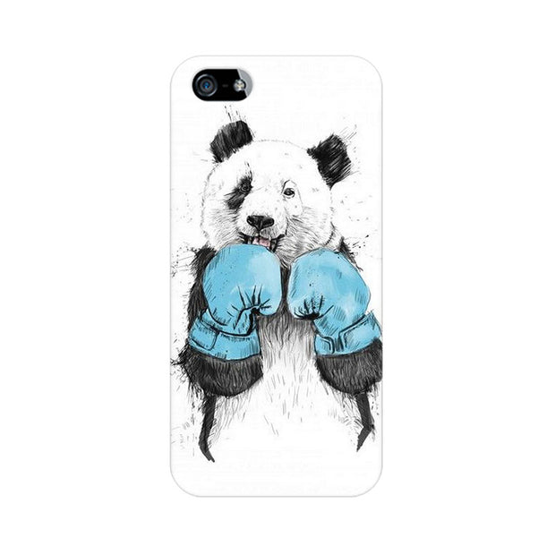 Apple iPhone 5s Panda Boxer Phone Cover & Case