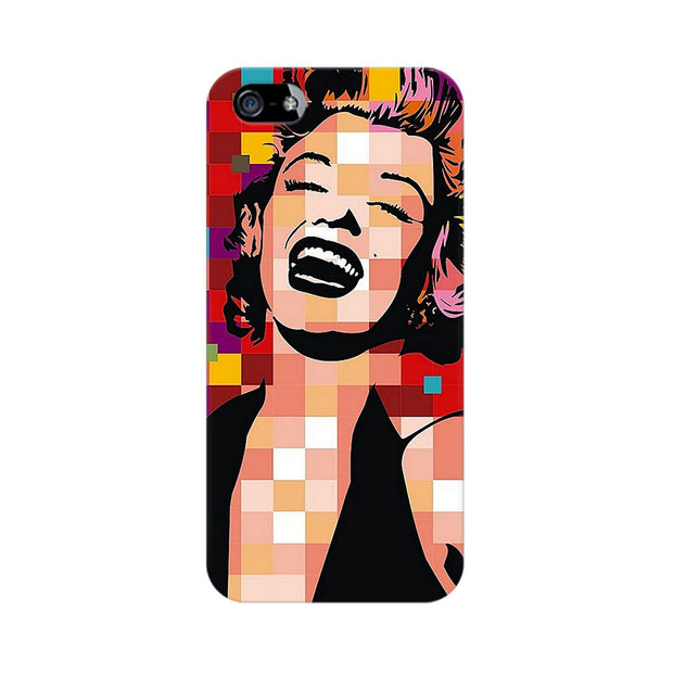 Apple iPhone 5s Retro Monroe Phone Cover & Case