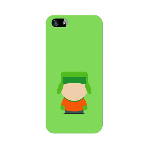 Apple iPhone 5s Kyle Broflovski Minimal South Park Phone Cover & Case