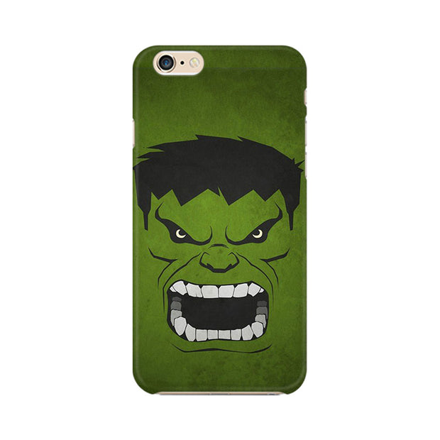 Apple iPhone 6 Hulk Minimalist Phone Cover & Case