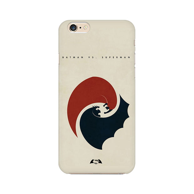 Apple iPhone 6 Dawn Of Justice Capes Flying Phone Cover & Case