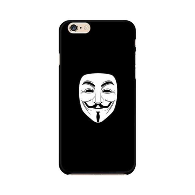Apple iPhone 6 Plus Mask Of V Phone Cover & Case