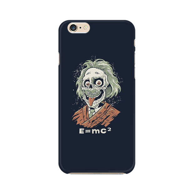 Apple iPhone 6 Plus Skully Einstein Phone Cover & Case