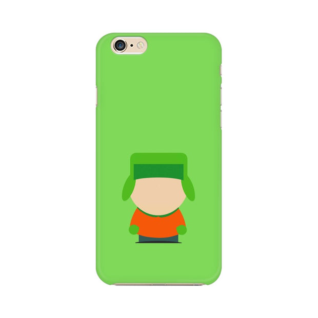 Apple iPhone 6 Plus Kyle Broflovski Minimal South Park Phone Cover & Case
