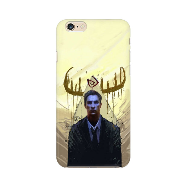 Apple iPhone 6 Plus True Detective Rustin Fan Art Phone Cover & Case