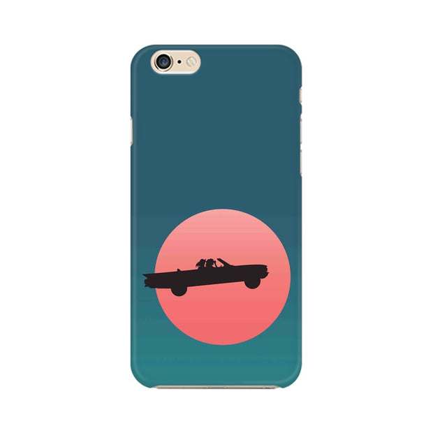 Apple iPhone 6 Plus Thelma & Louise Movie Minimal Phone Cover & Case