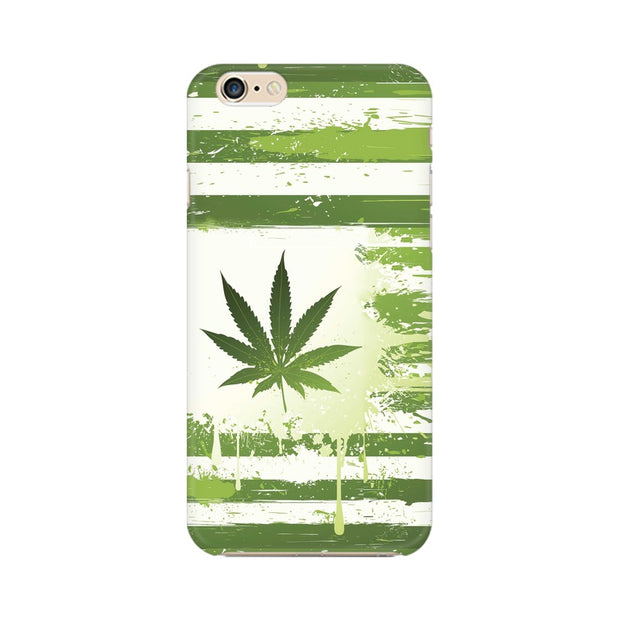 Apple iPhone 6 Plus Weed Flag  Phone Cover & Case