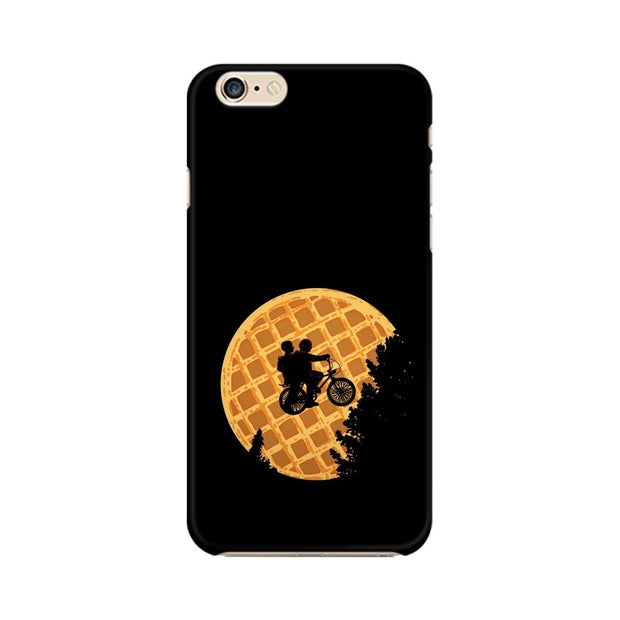 Apple iPhone 6 Plus Stranger Things Pancake Minimal Phone Cover & Case