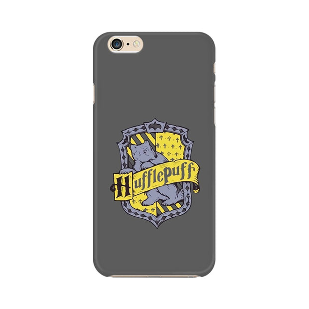 Apple iPhone 6 Plus Hufflepuff House Crest Harry Potter Phone Cover & Case