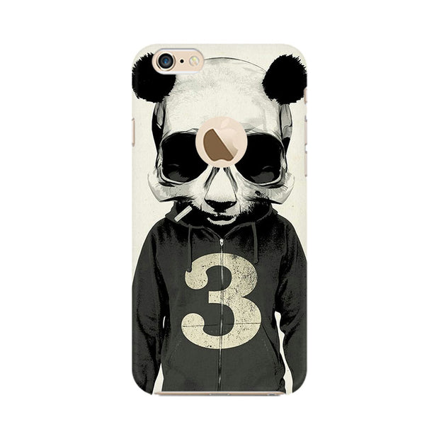 Apple iPhone 6 with Apple hole Cool Panda Phone Cover & Case