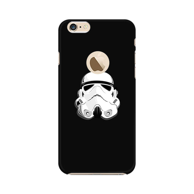 Apple iPhone 6 with Apple hole Stormtrooper Phone Cover & Case