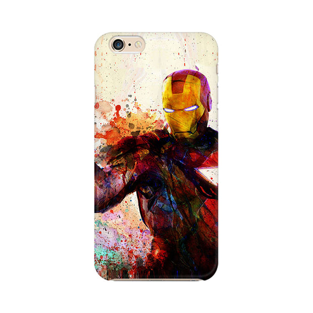 Apple iPhone 6s Iron Man Phone Cover & Case