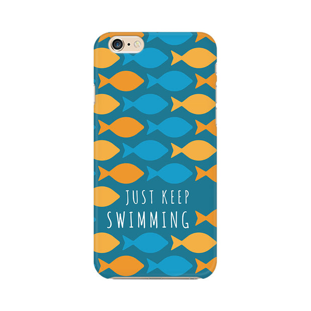 Apple iPhone 6s Just Keep Swimming Phone Cover & Case
