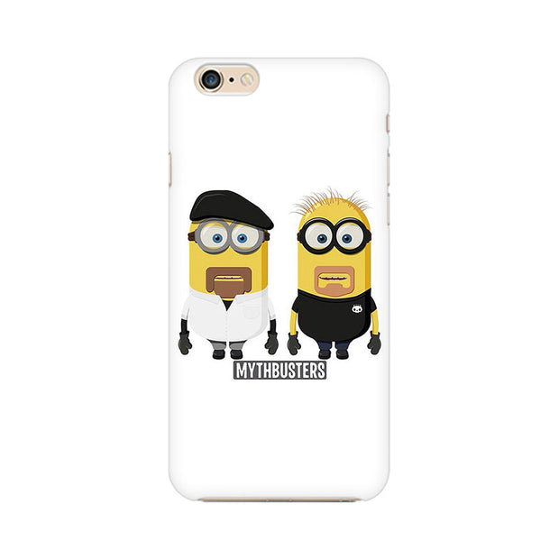 Apple iPhone 6s Minion Mythbusters Phone Cover & Case