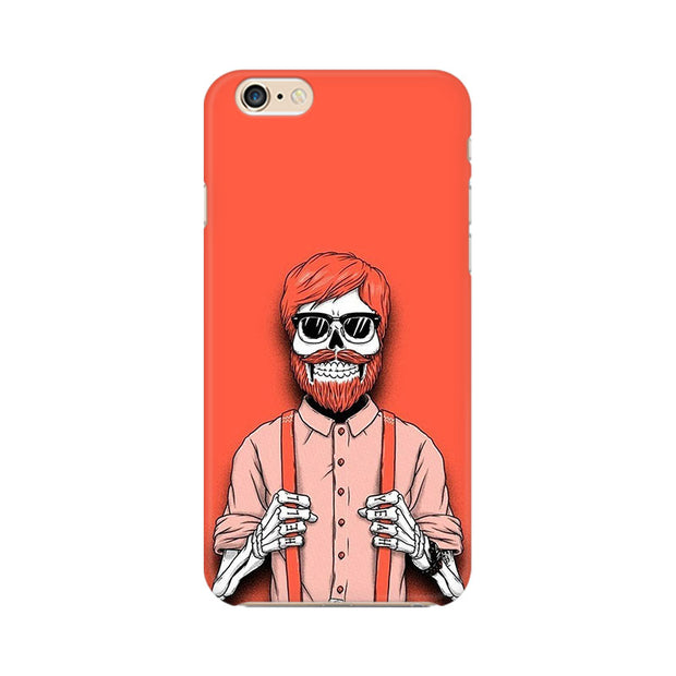 Apple iPhone 6s Skeleton Beardo Phone Cover & Case
