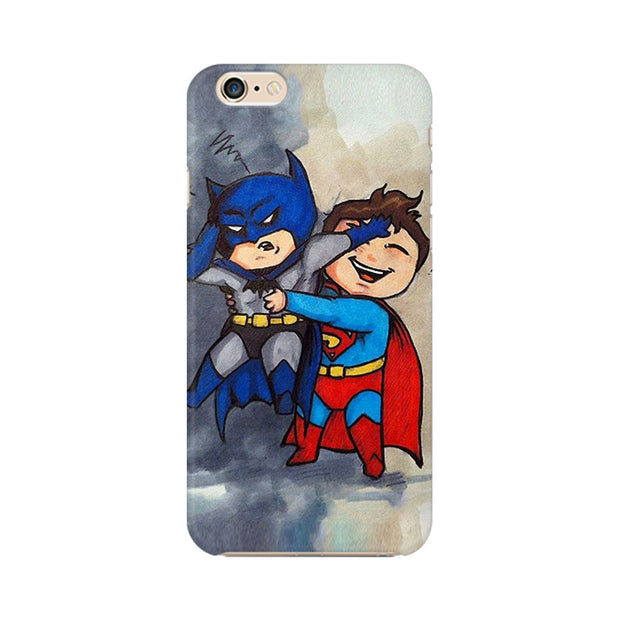 Apple iPhone 6s Plus Batman And Superman Kids Phone Cover & Case