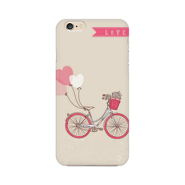 Apple iPhone 6s Plus Bicycle Love Phone Cover & Case